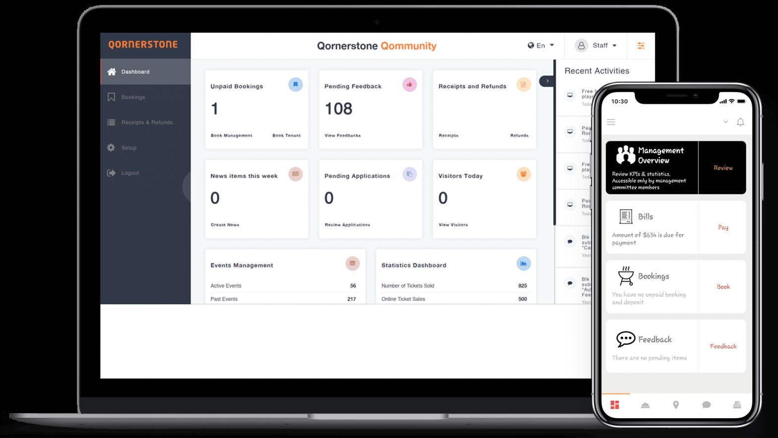 Qommunity App